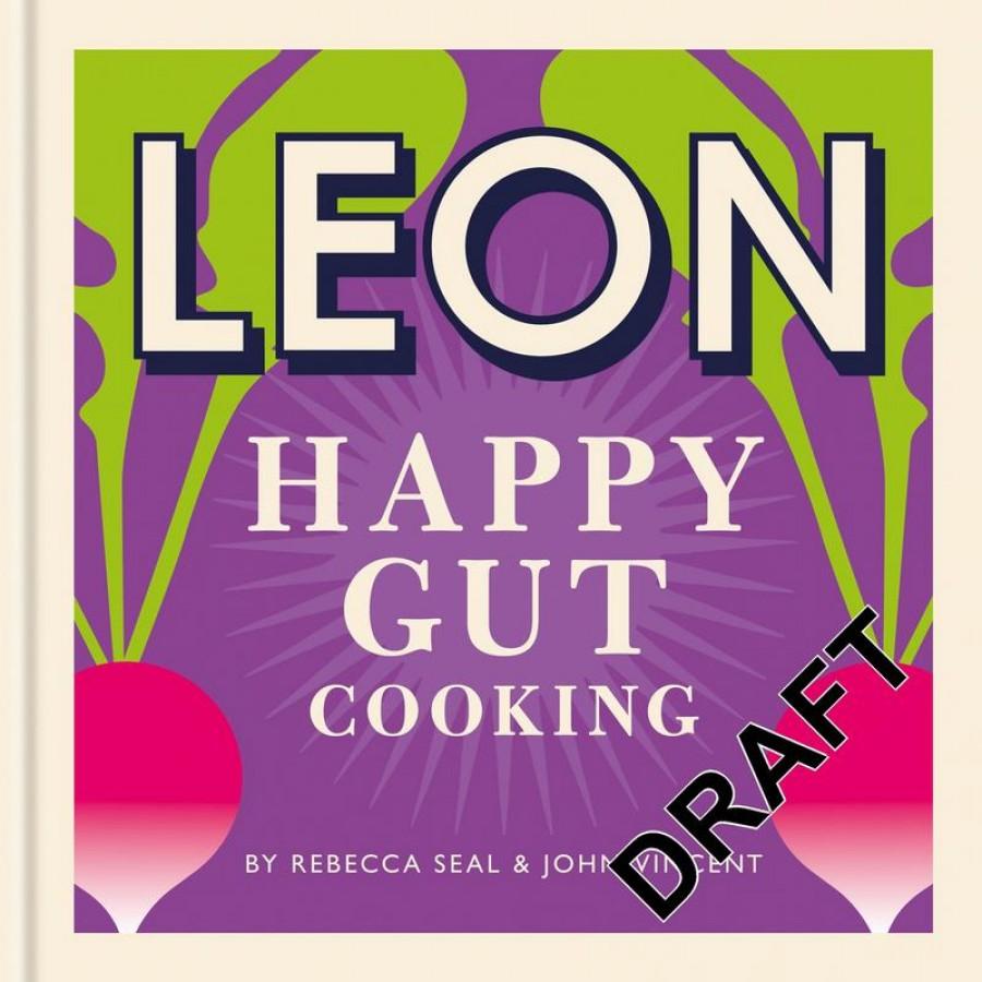Happy leons: leon happy gut cooking