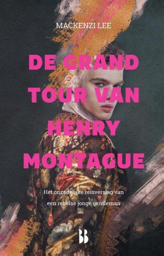 De grand tour van Henry Montague - historische Young Adult boeken