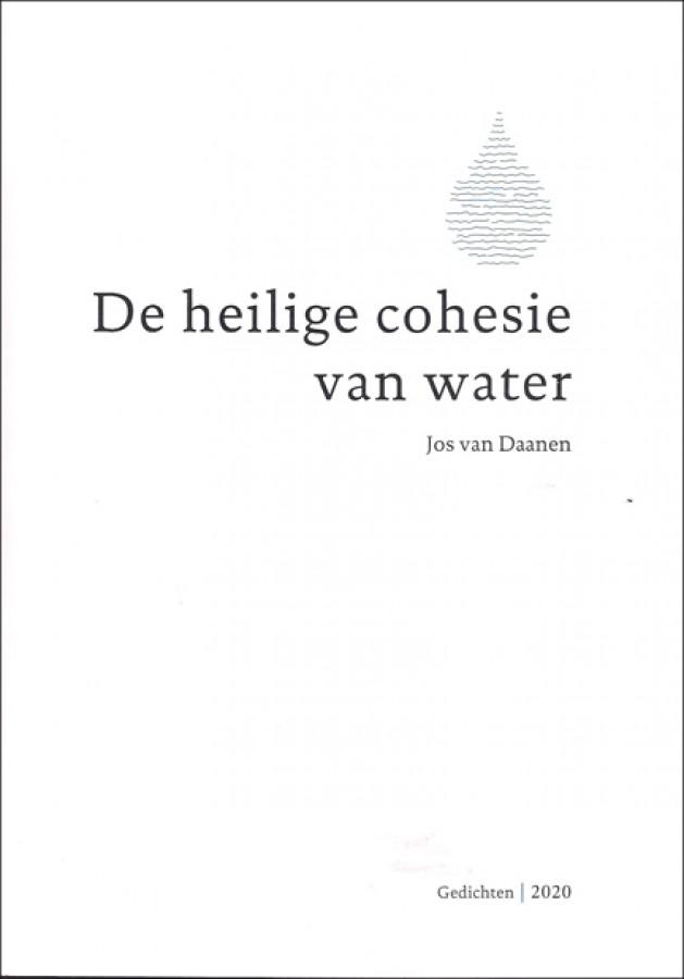 De heilige cohesie van water
