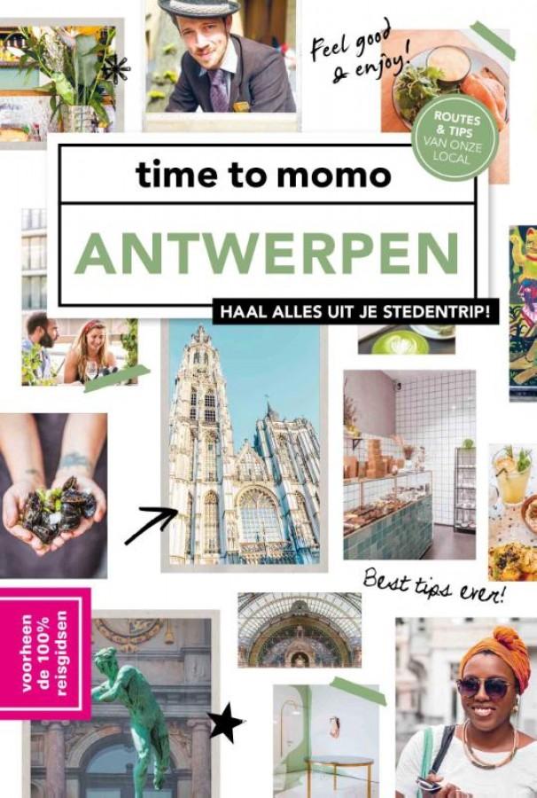 time to momo Antwerpen