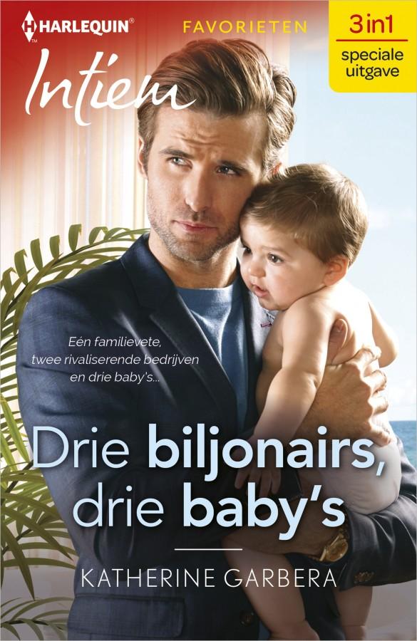 Intiem Favorieten Speciale Uitgave - Drie biljonairs, drie baby's