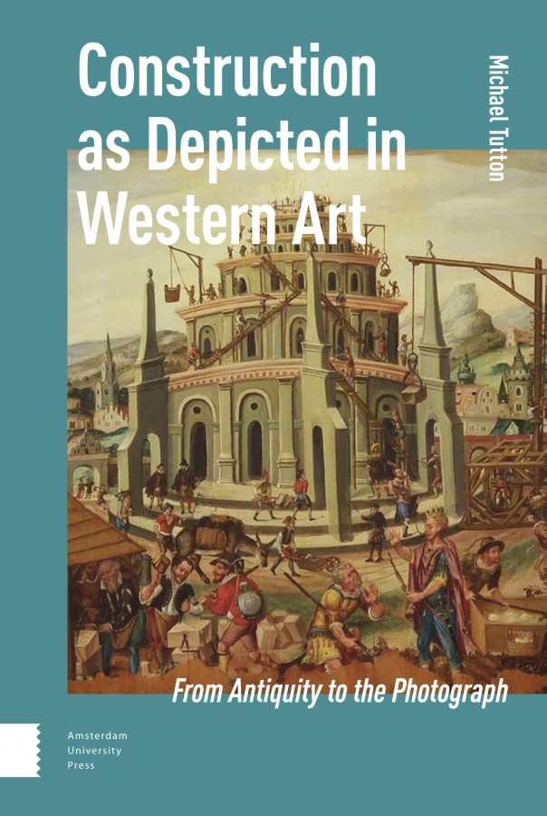 Construction as Depicted in Western Art