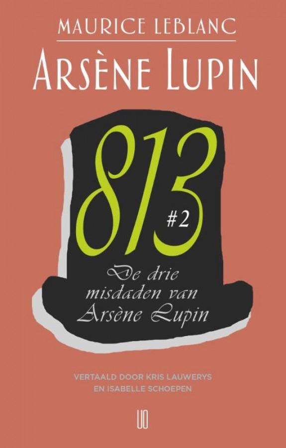 De drie misdaden van Arsène Lupin