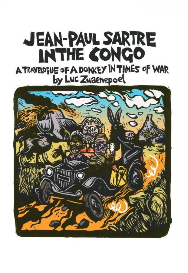 Jean Paul Sartre in the Congo