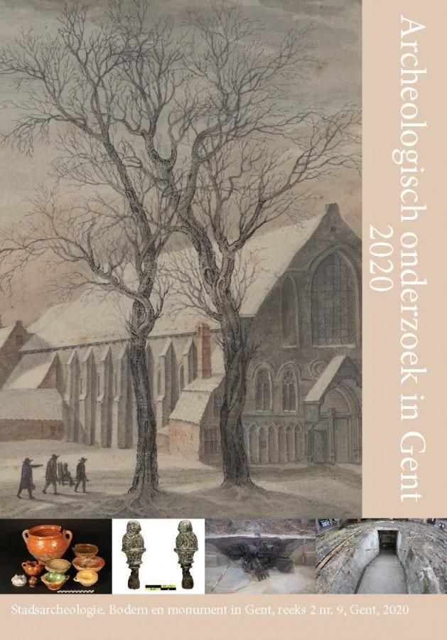 Archeologisch onderzoek in Gent 2020