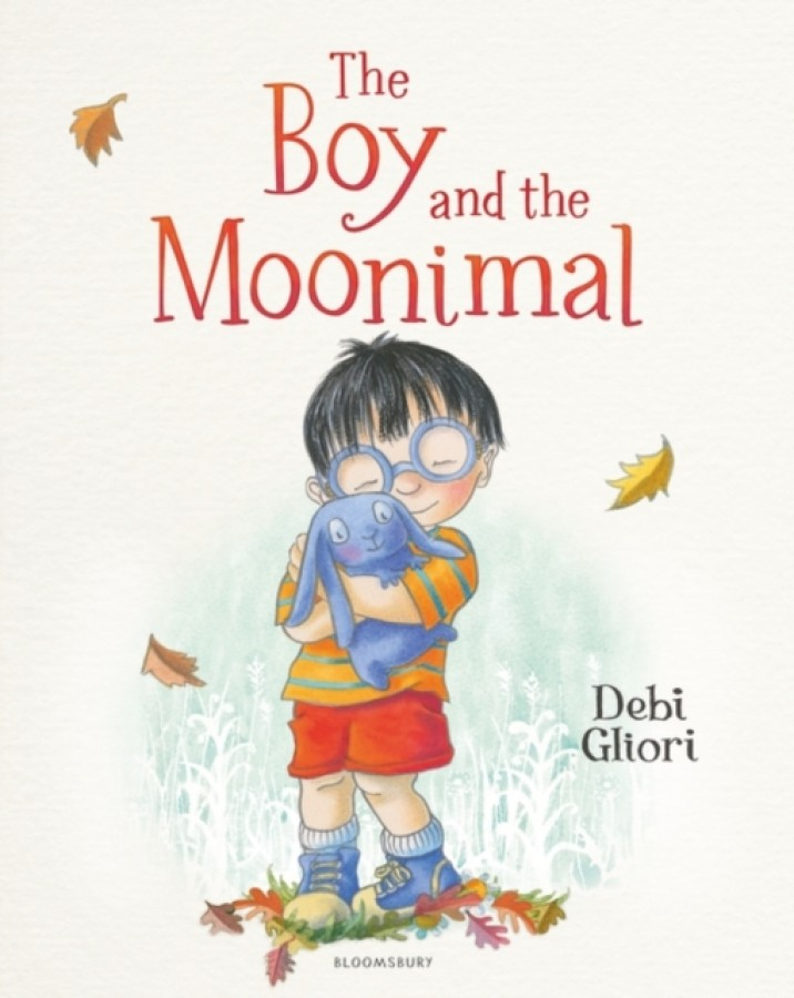 The boy and the moonimal