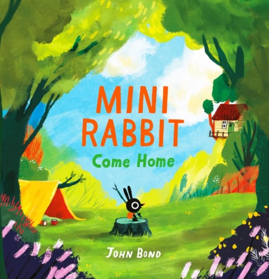 Mini rabbit come home