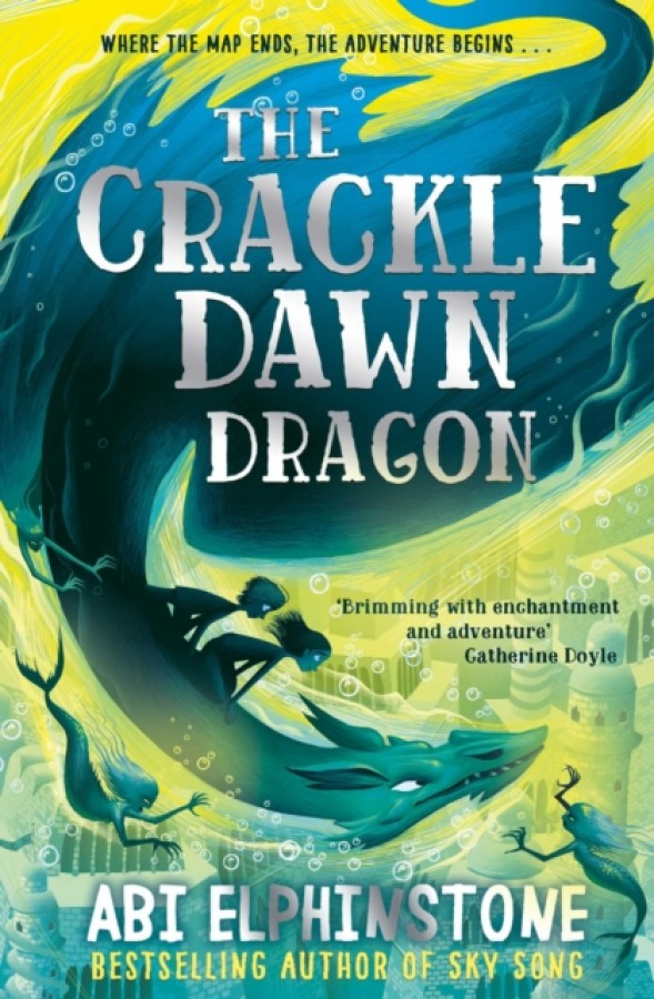 Crackledawn dragon