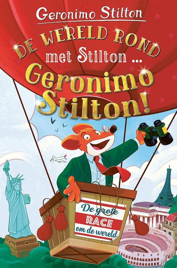 De wereld rond met Stilton... Geronimo Stilton