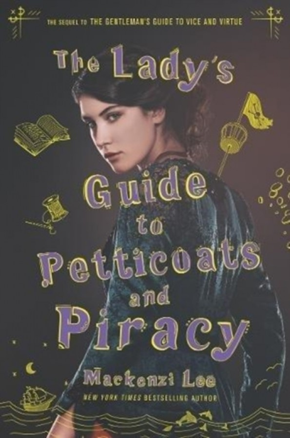 Montague siblings (02): lady's guide to petticoats and piracy