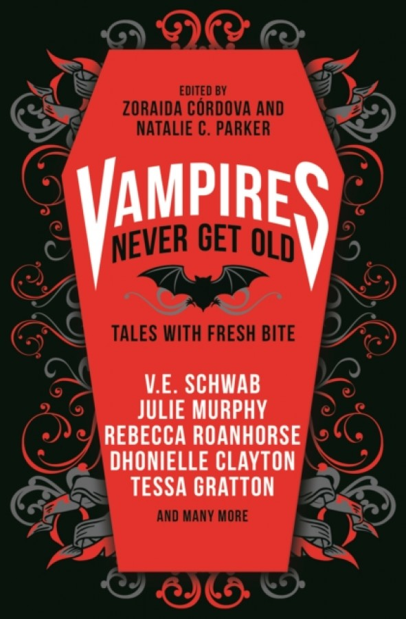 Vampires never get old: tales with a fresh bite