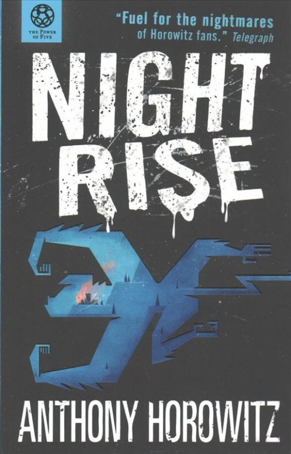 Power of five (03): night rise
