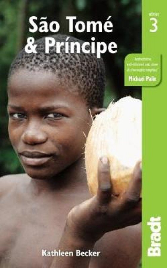 Bradt travel guides Sao tome (3rd ed)