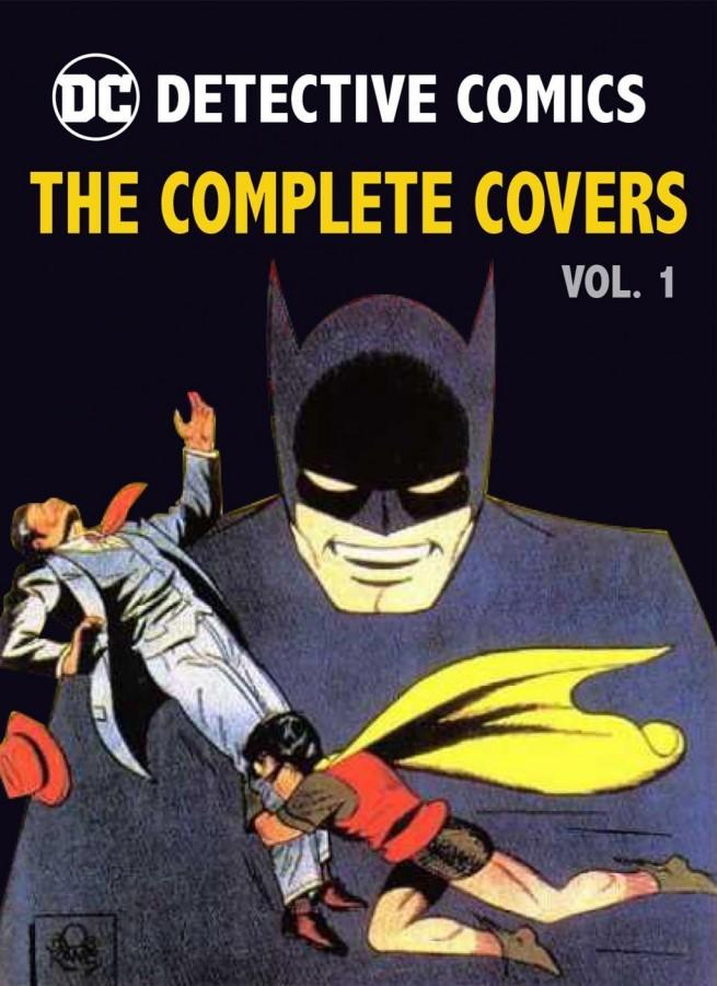 Mini books Detective comics: the complete covers vol. 1 (mini book)