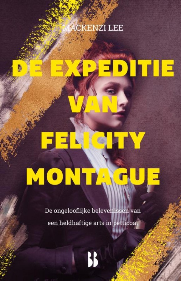 De expeditie van Felicity Montague