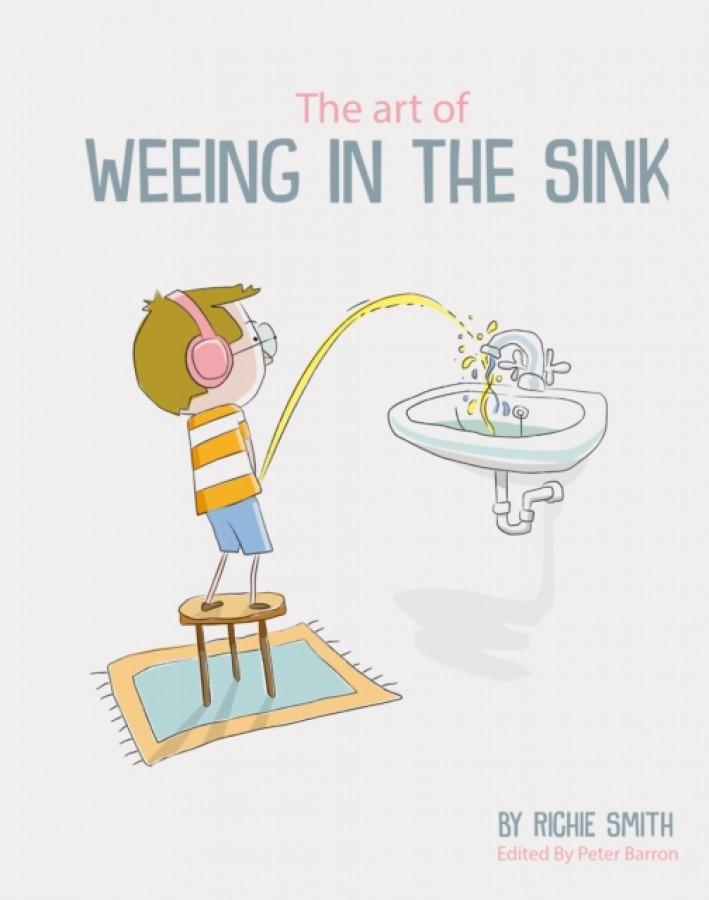 Art of weeing in the sink