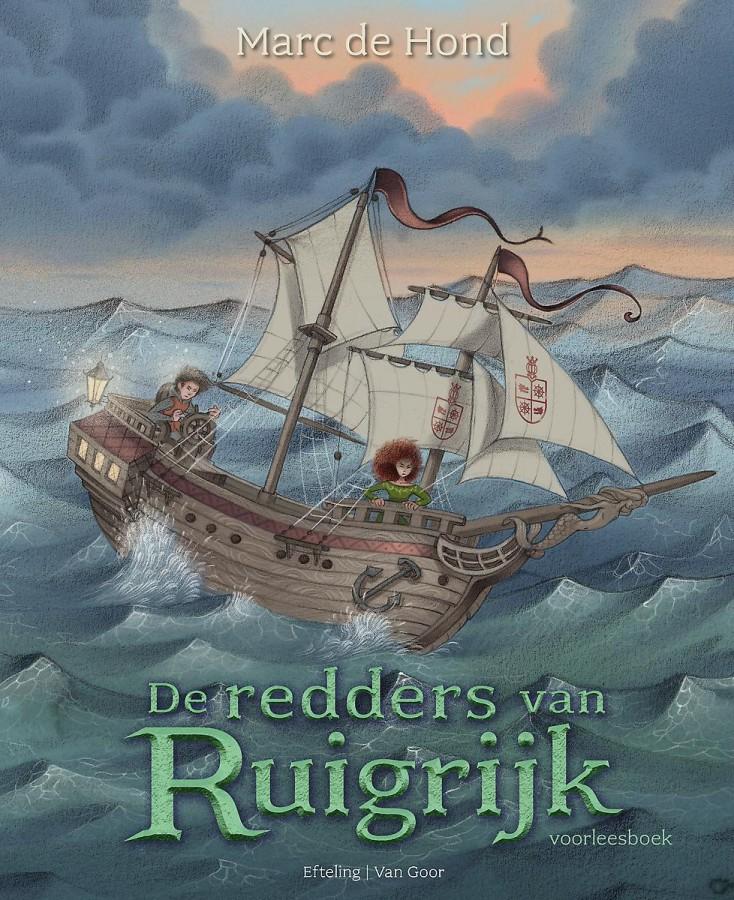 De redders van Ruigrijk voorleesboek