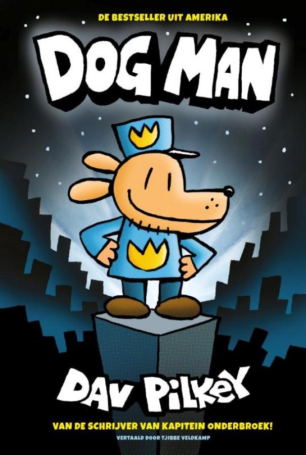 Dog Man 1 - Dog Man