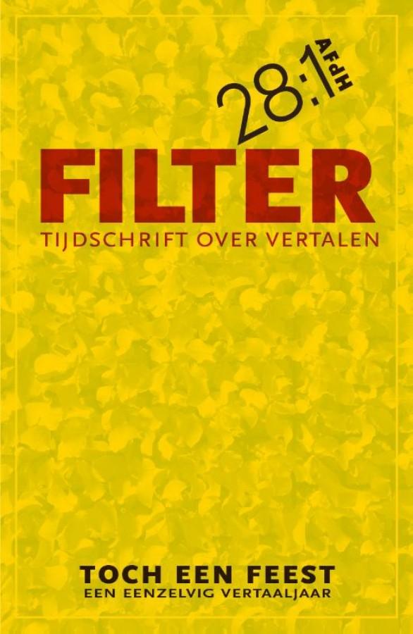 Filter – Tijdschrift over vertalen