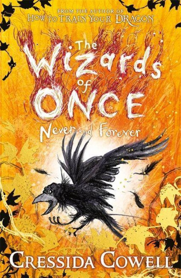 Wizards of once (4): never and forever