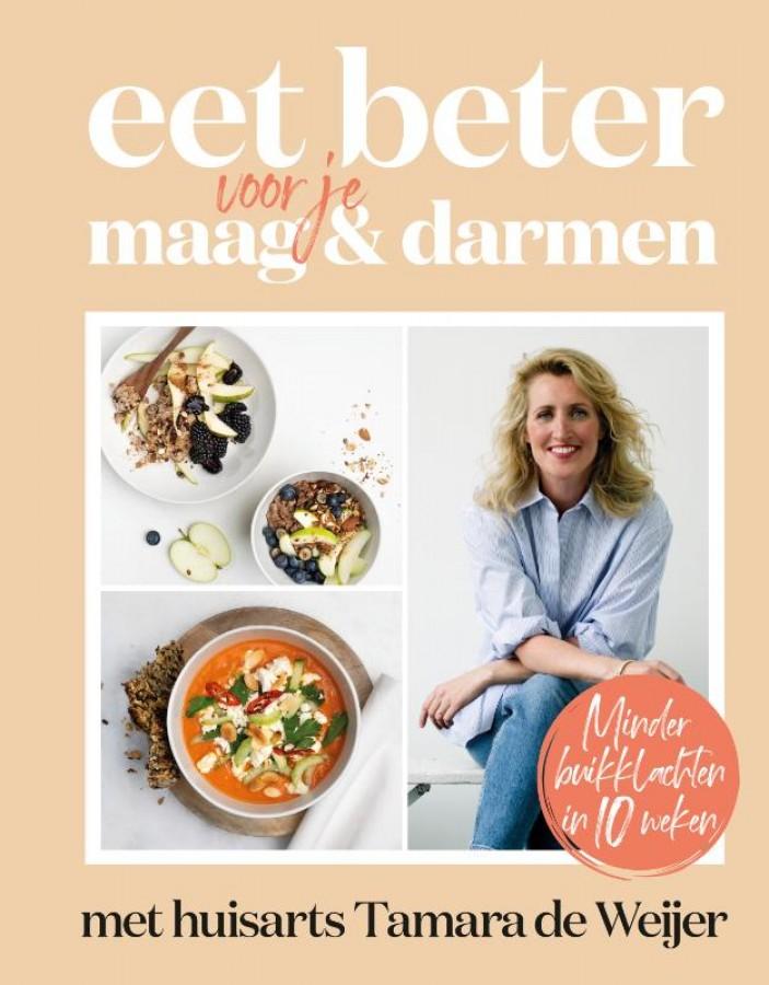 Eet beter voor je maag en darmen met huisarts Tamara de Weijer