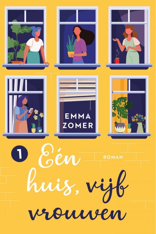 Eén huis, vijf vrouwen
