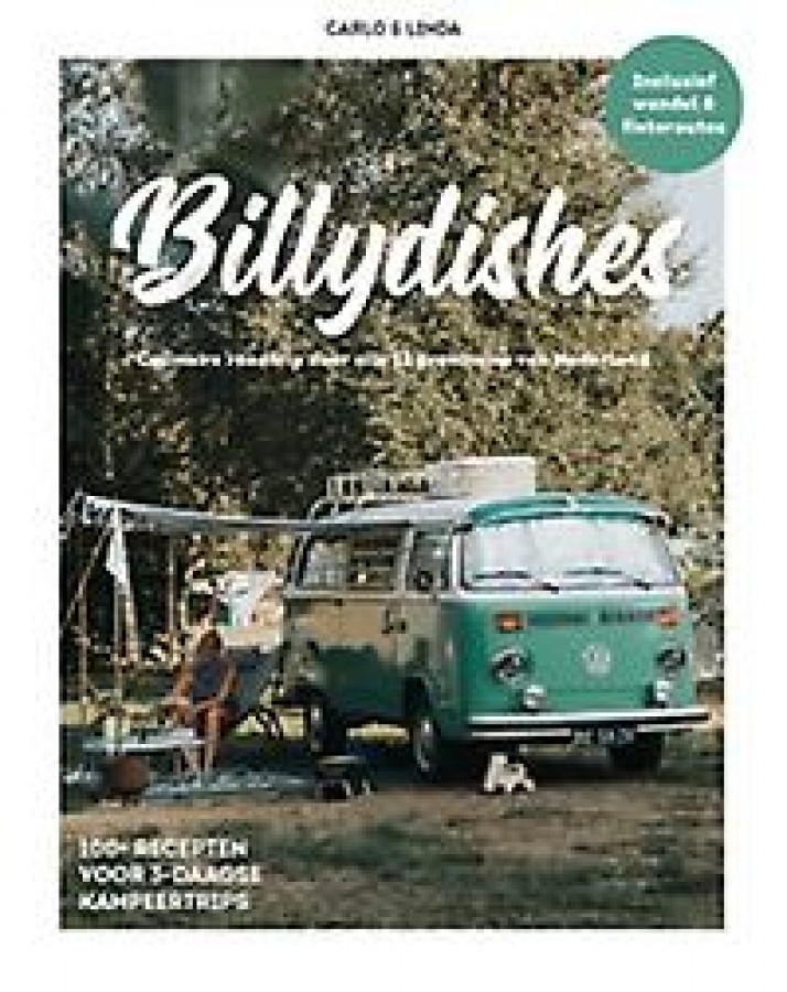 Billydishes, Kampeerkookboek