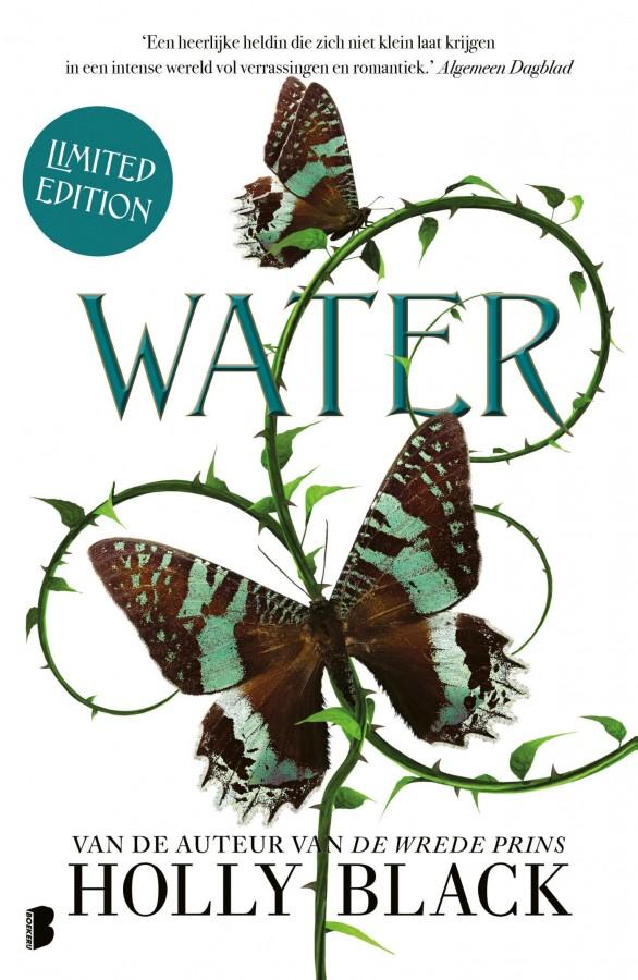 Water - nieuwe young adult boeken augustus 2021