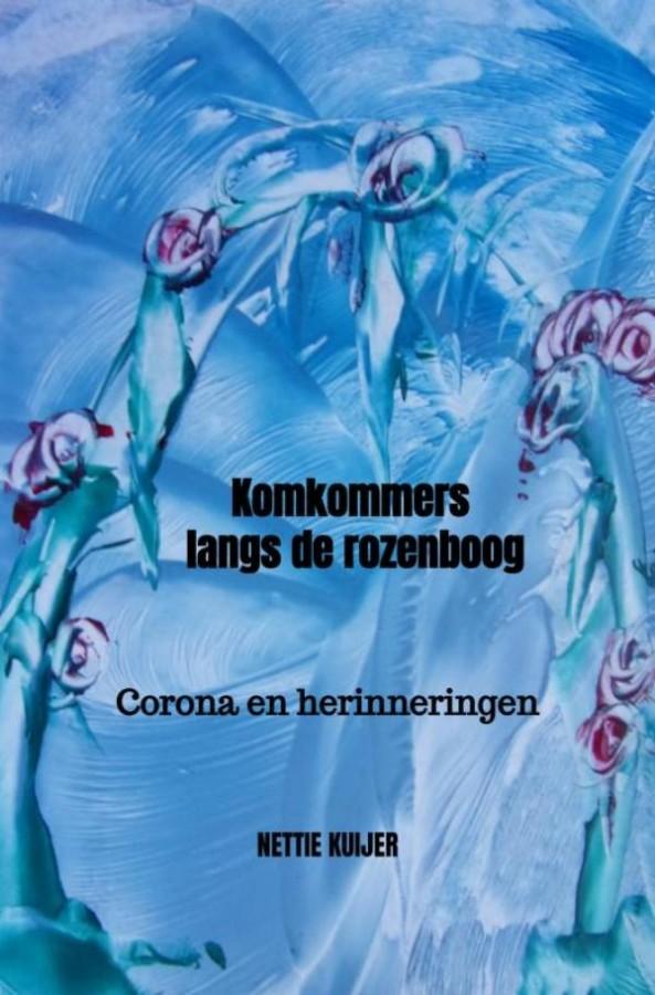 Komkommers langs de rozenboog