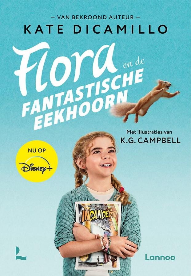 Flora en de fantastische eekhoorn (E-boek)