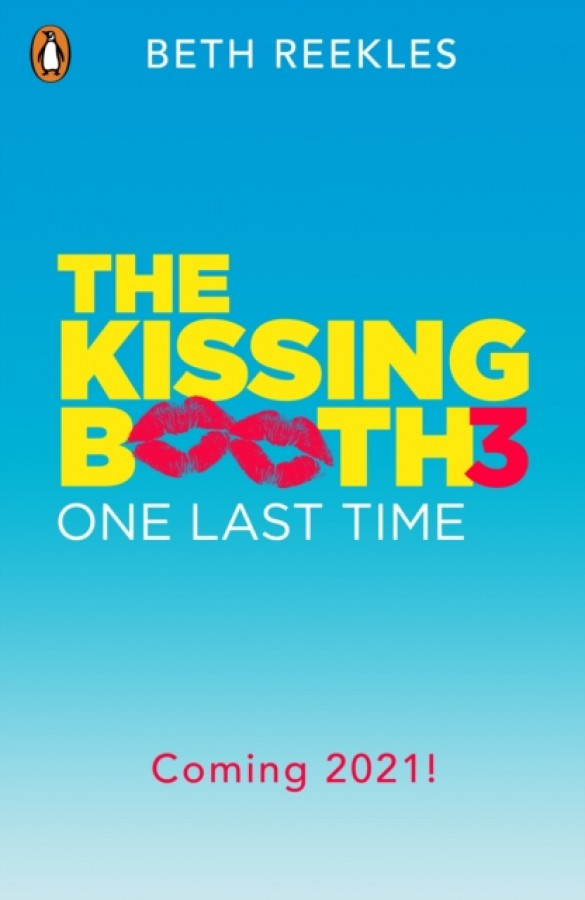 Kissing booth (03): going the distance