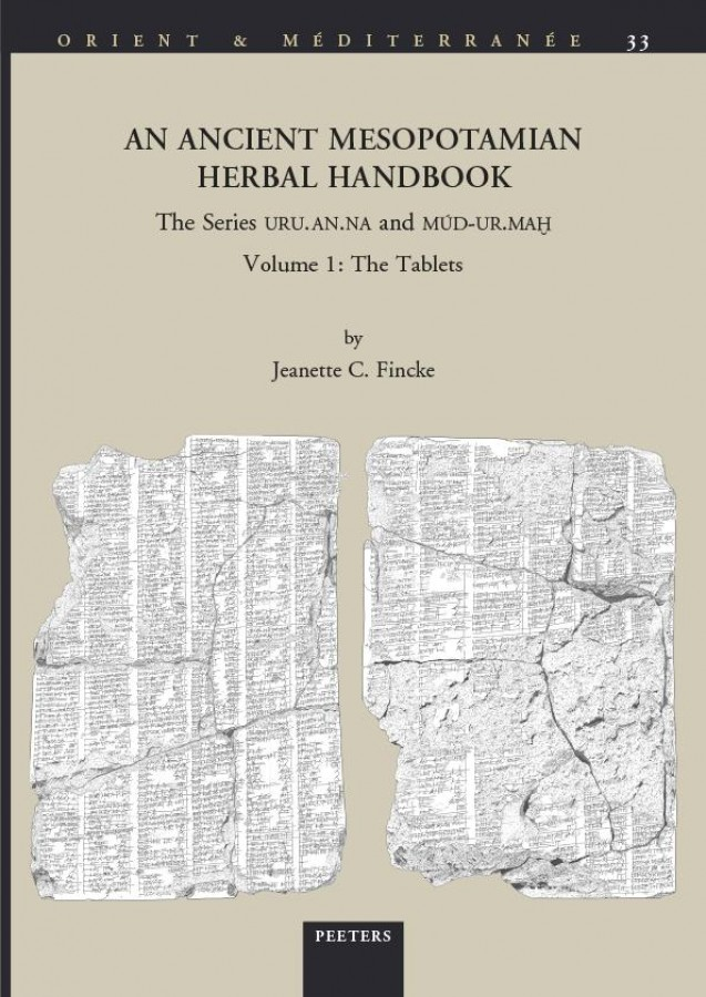 An Ancient Mesopotamian Herbal Handbook