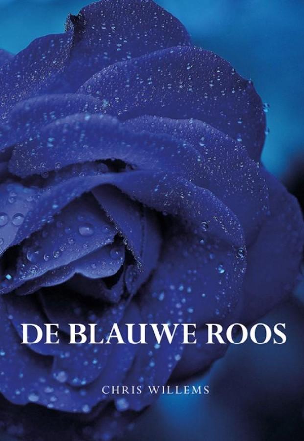 De blauwe roos