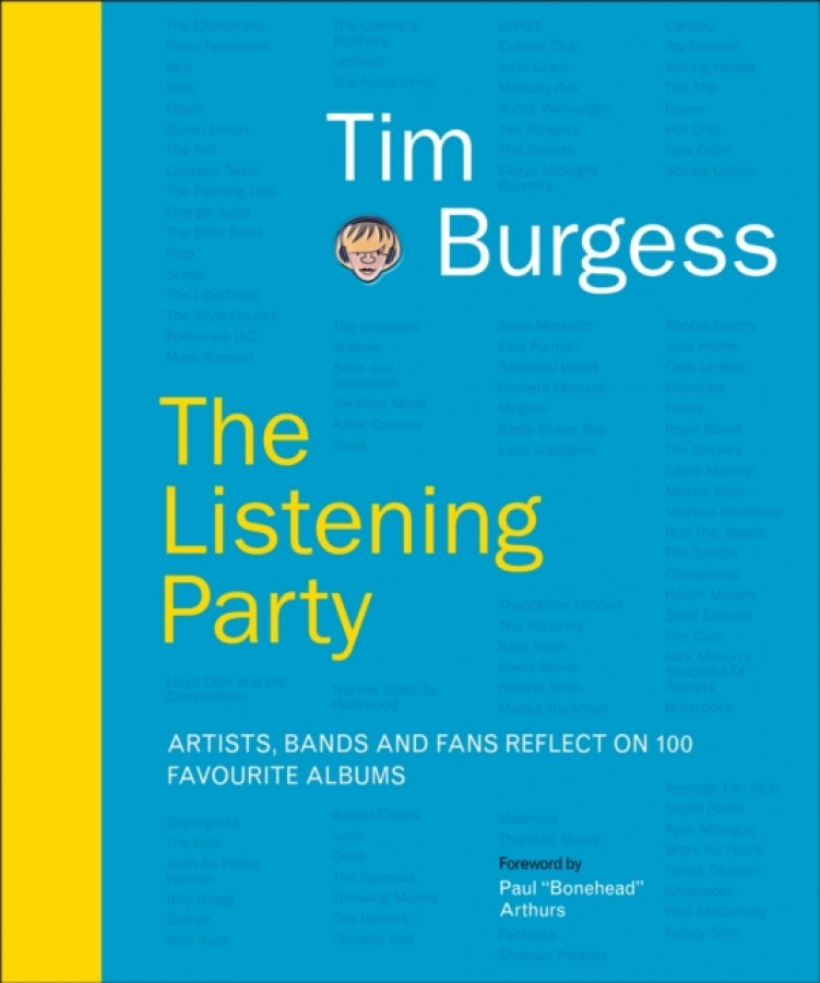 The listening party: artists, bands and fans reflect on 100 favourite albums