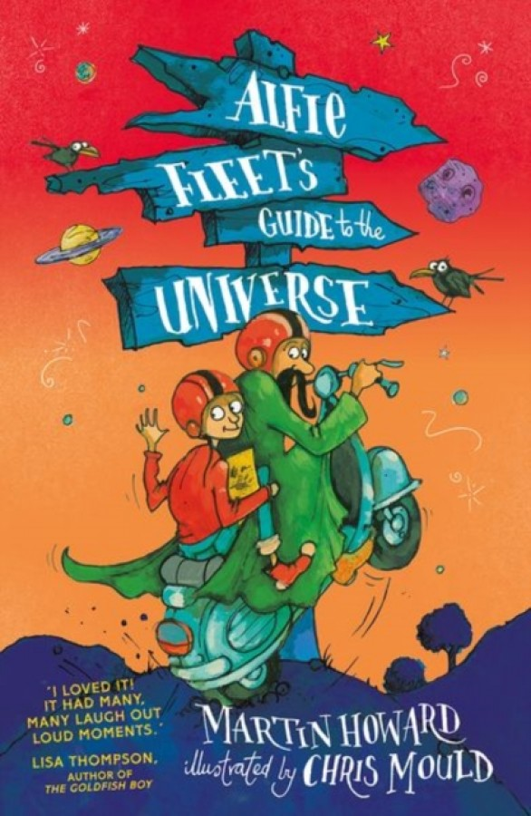 Alfie's fleet guide to the universe