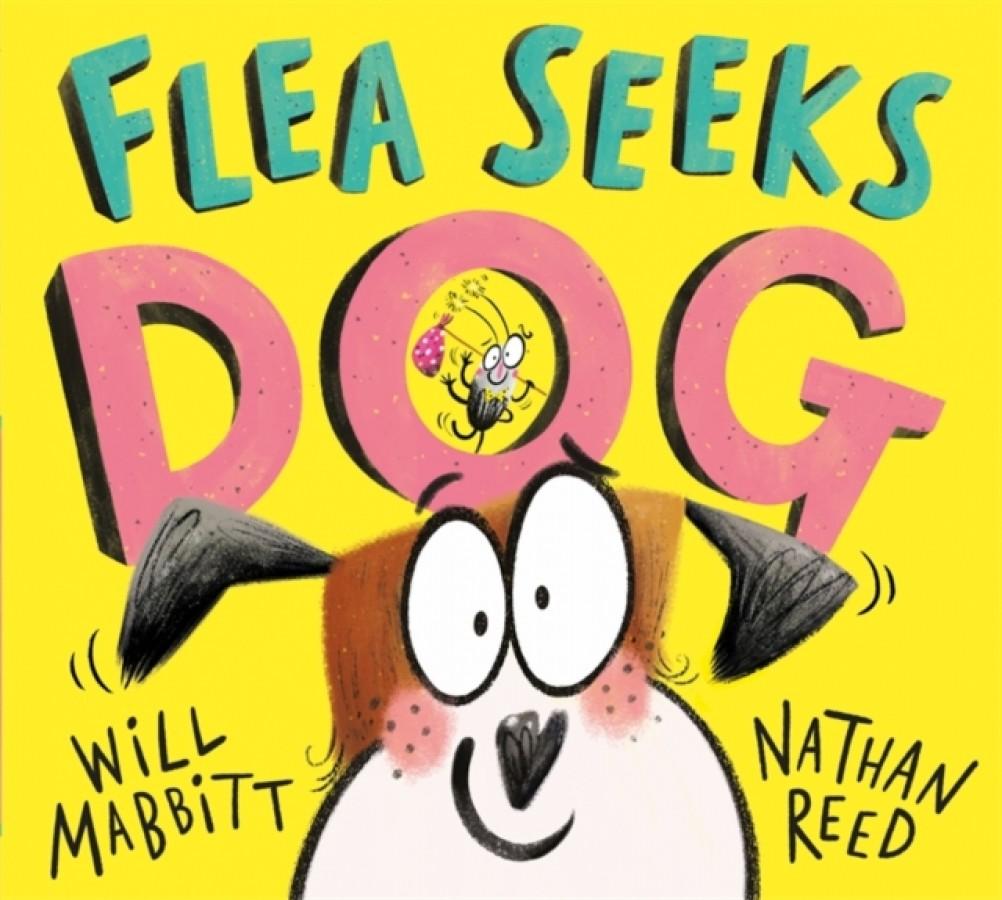 Flea seeks dog