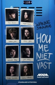 Hou me niet vast - #30 Days book challenge MNM