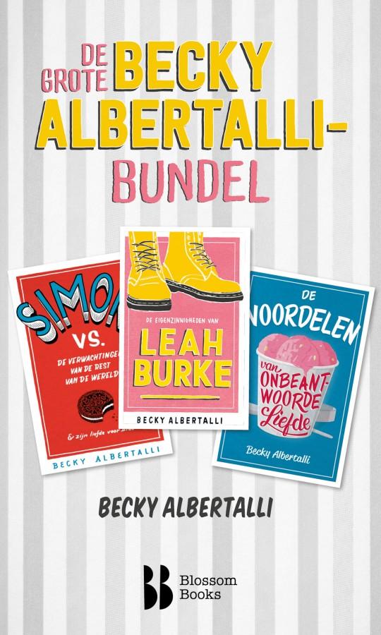 De grote Becky Albertalli-bundel