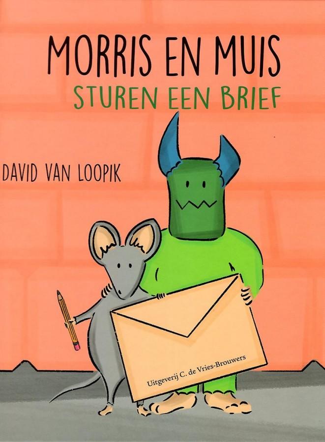 Morris en Muis sturen een brief