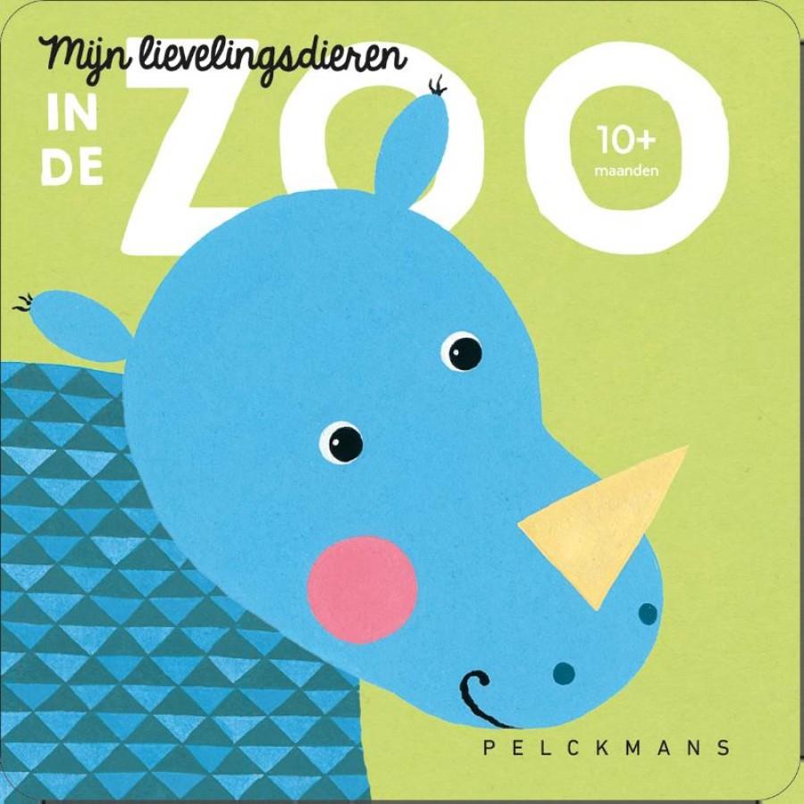 Mijn lievelingsdieren: In de zoo