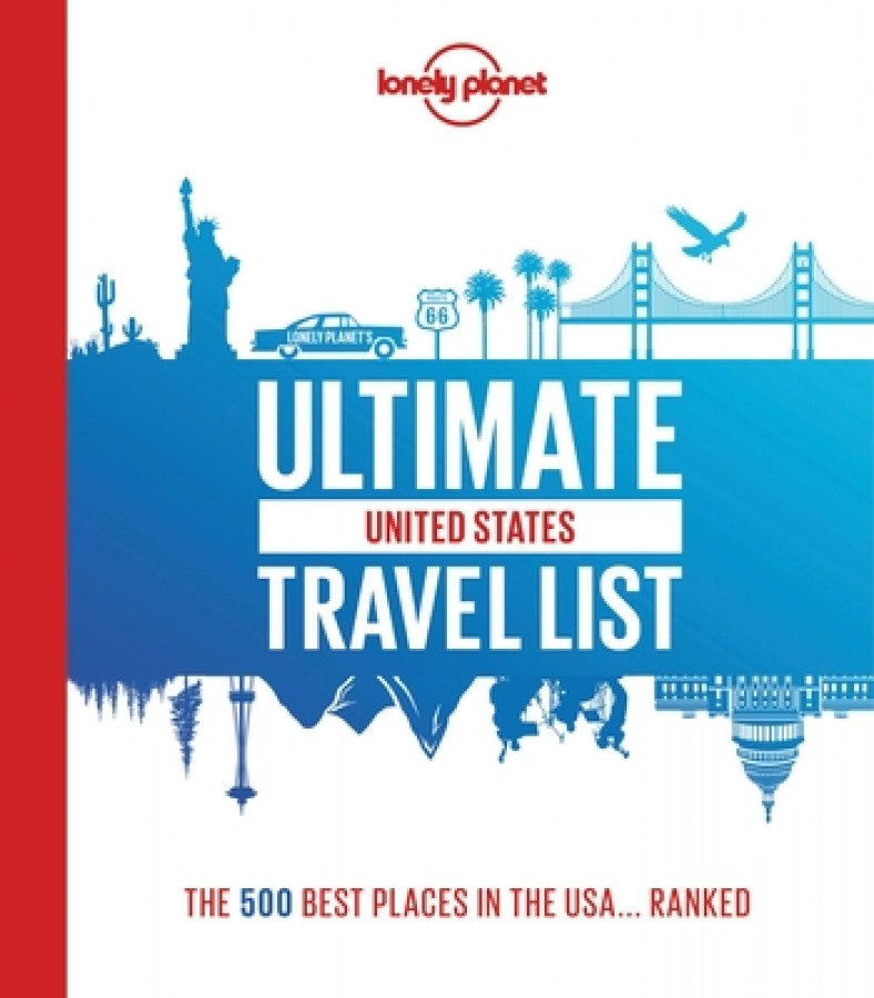 Lonely planet Ultimate usa travel list (1st ed)