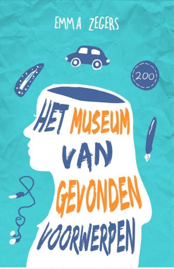 Het museum van gevonden voorwerpen - neurodiverse personages