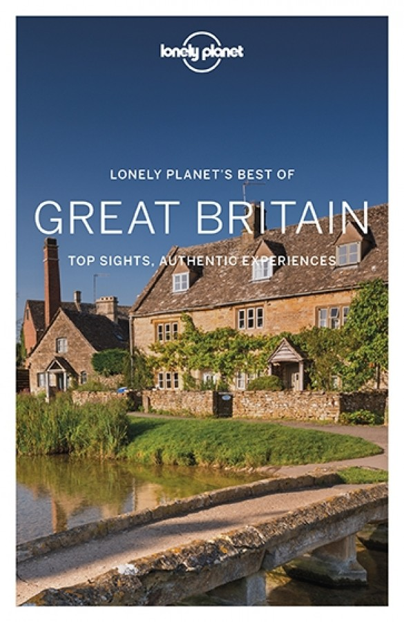 Lonely planet: best of great britain (3rd ed)