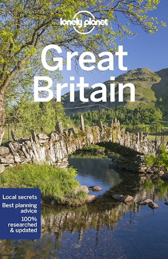 Lonely planet: great britain (14th ed)