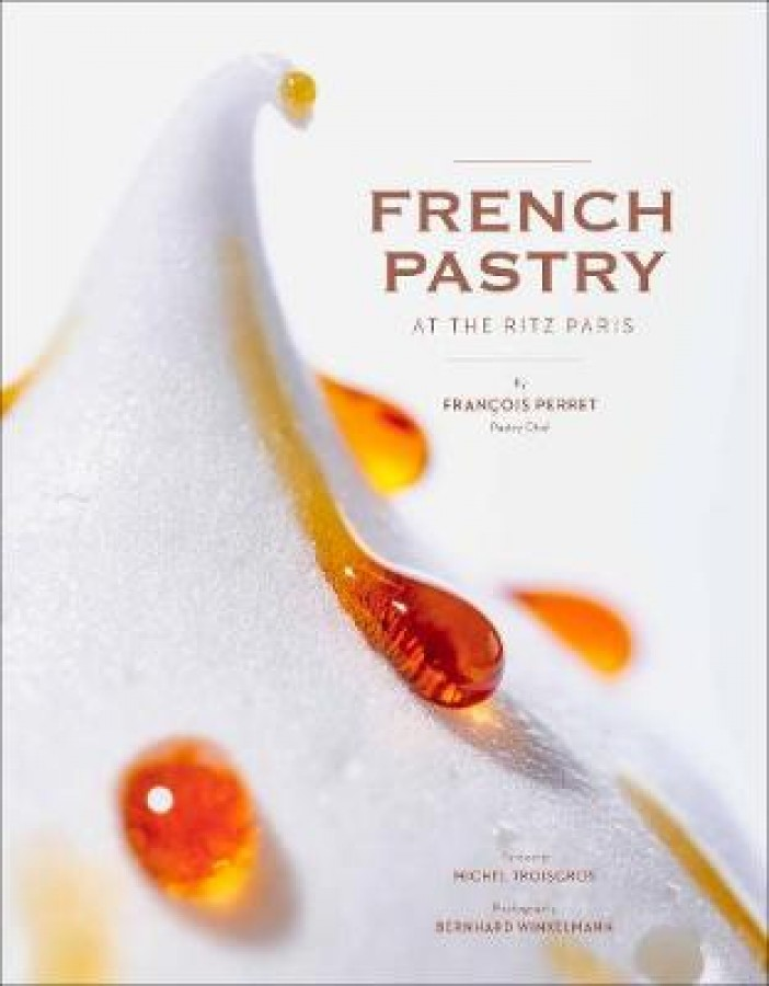 French pastry at the ritz paris