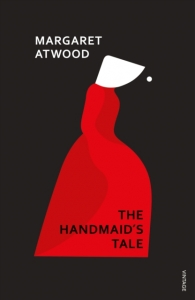 The handmaid's tale (red edges)