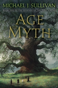 Legends of the first empire (01): age of myth