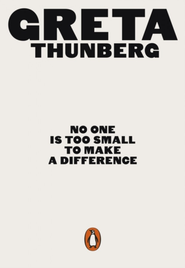 No one is too smal to make a difference (expanded edn)