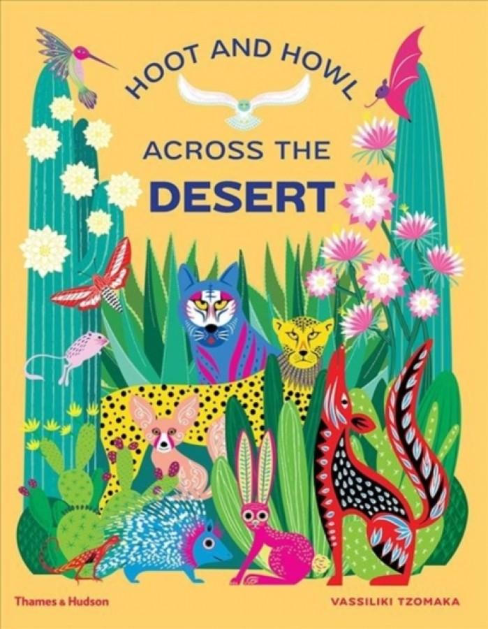 Hoot and howl across the desert