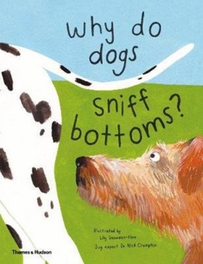 Why dogs sniff bottoms?